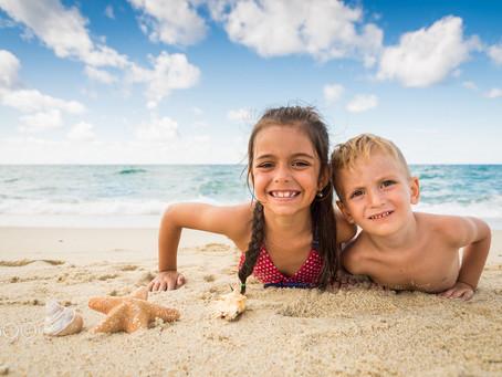 Cómo proteger adecuadamente a nuestros niños en este verano?