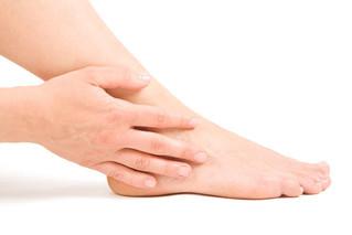 Tienes molestias en tus pies o tobillos?