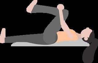5 ejercicios útiles para aliviar el dolor de espalda