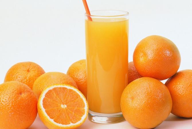 7 motivos para consumir jugo de naranja todos los días