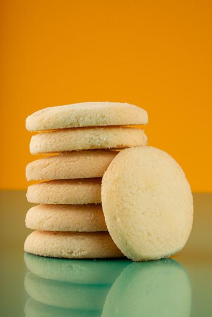 Pistacho Biscuits