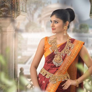 Temple Jewellery Photography