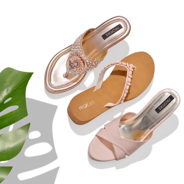 Footwear Photography