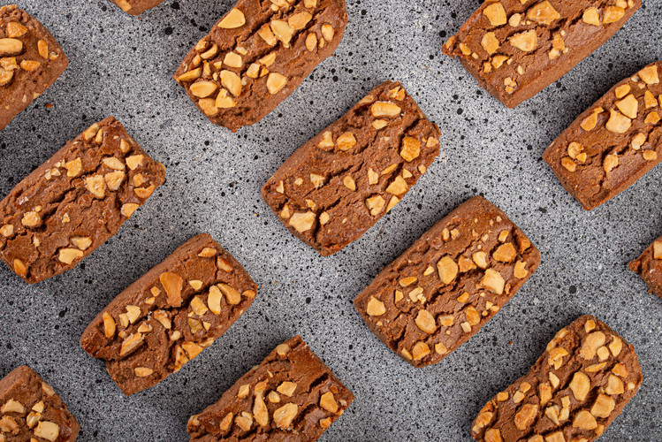 Walnut Biscuit Photography by KS STUDIO