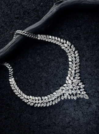 Diamond Jewellery Creative Photography