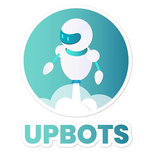 UpBots stickers