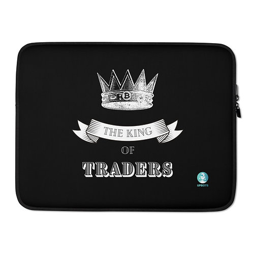 Laptop - King of traders
