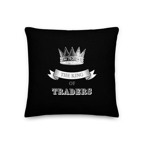 King of trader pillow