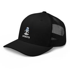 retro-trucker-hat-black-left-front-60740