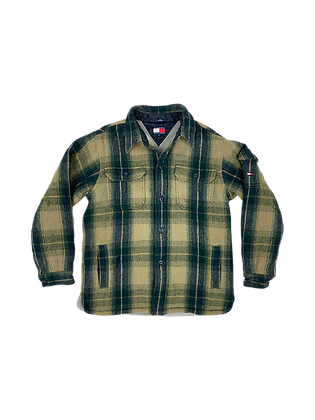 Tommy Hilfiger flannel jacket