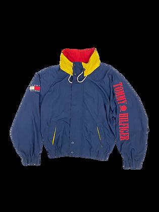 Tommy Hilfiger patch jacket