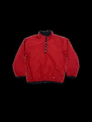 vtg Nike 1/4 zip jacket