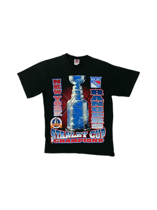 NY Rangers champions t-shirt
