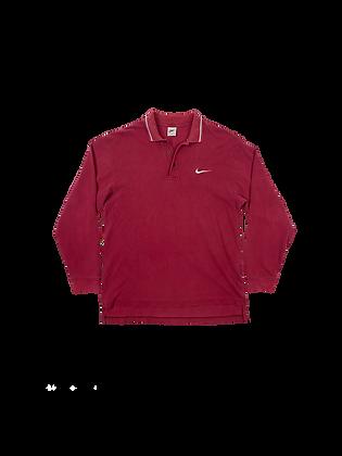 vtg Nike logo shirt