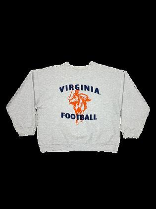 UVA football sweatshirt