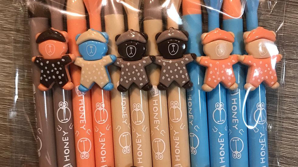 ปากกาตุ๊กตาน่ารัก