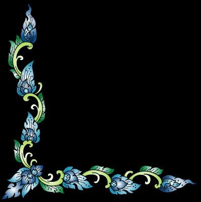 Уголок синий B&b La Locanda Cistercense