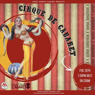 Cirque De Cabaret