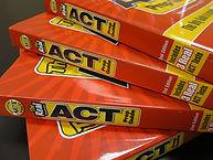 ACT Test Prep study materials