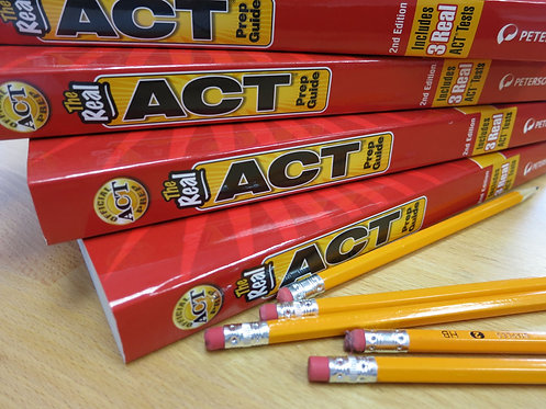 Online ACT Prep: Premium+ Program