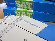 SAT test prep study materials