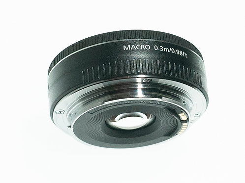 used - Canon 40mm EF f/2.8 STM Lens