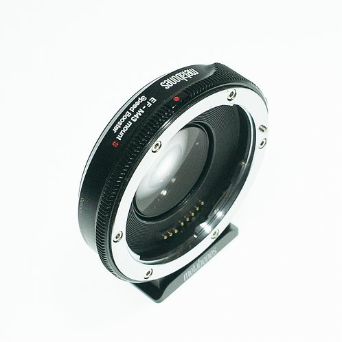 "used - Metabones Canon EF Lens to M43 Speed Booster ""S"" Version (0.71x)"