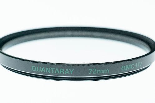 used - Quantaray 72mm UV Filter