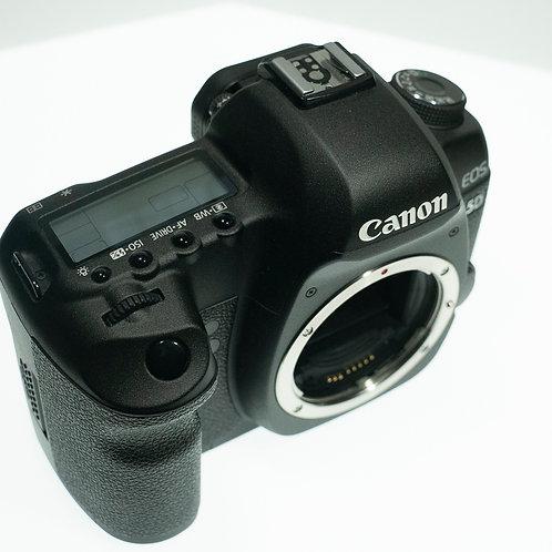 used - Canon 5D mark II