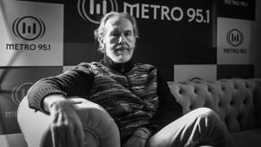 Gonzalo Bonadeo cubrirá los Juegos Olímpicos de Tokyo para Metro 95.1