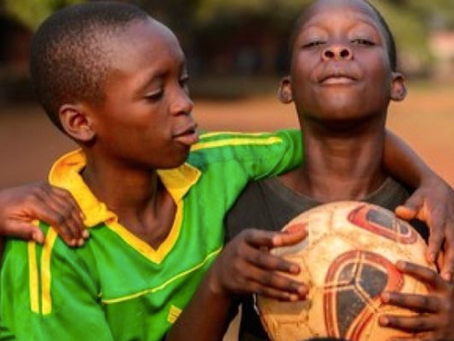 Making Soccer Dreams a Reality for Pepease Youth