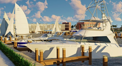 Previous Cape Coral Yacht Club Renderings