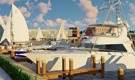City launches Yacht Club Community Park Project website