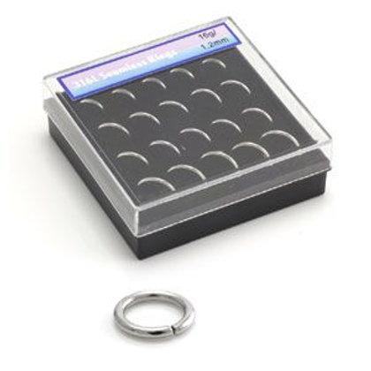 Seemless Steel Rings