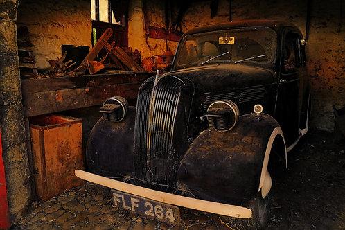 Wartime Car