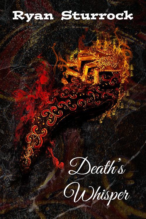Death's Whisper Paperback Book