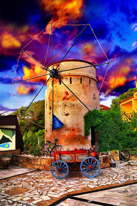 Svoronata Windmill