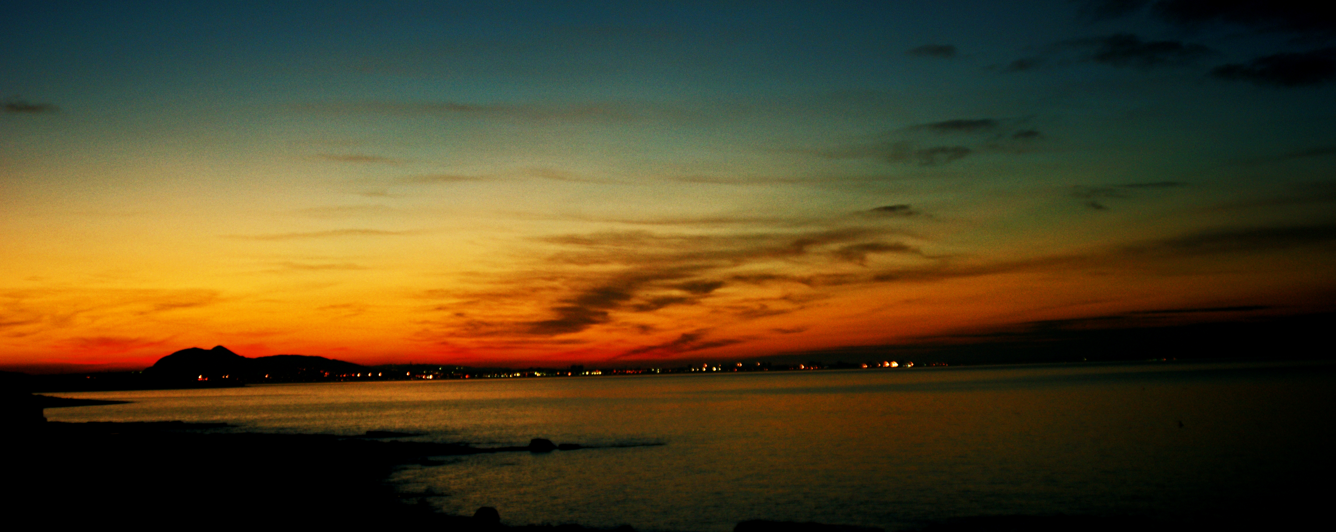 Prestonpans Sunset 3