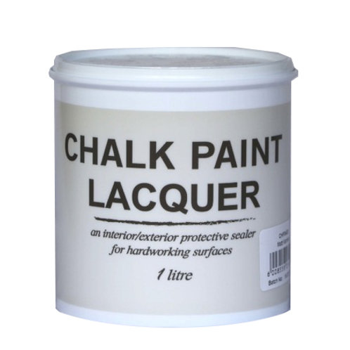 CHALK PAINT LACQUER - GLOSS