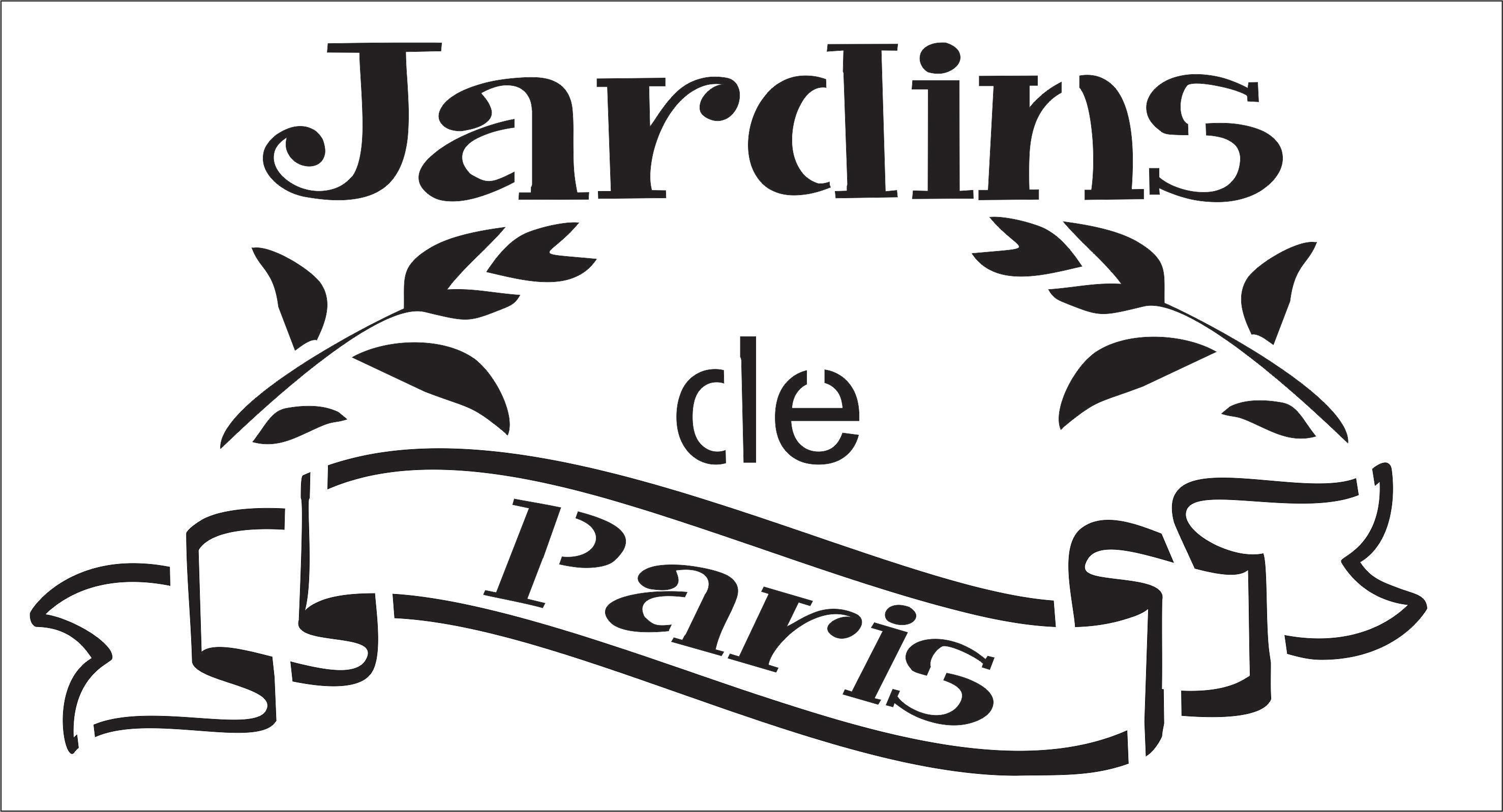 MED SIZE - JARDINS DE PARIS