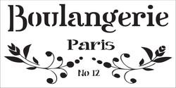 MED SIZE - BOULANGERIE PARIS