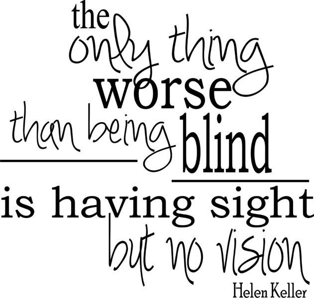 THE ONLY THING WORSE THAN BEING BLIND (3)