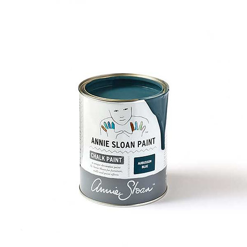 AUBUSSON BLUE 1 LITER TIN