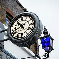 Gospel Oak branch iconic clock