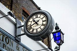 Levertons iconic clock