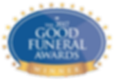 Good Funeral Award 2017 logo