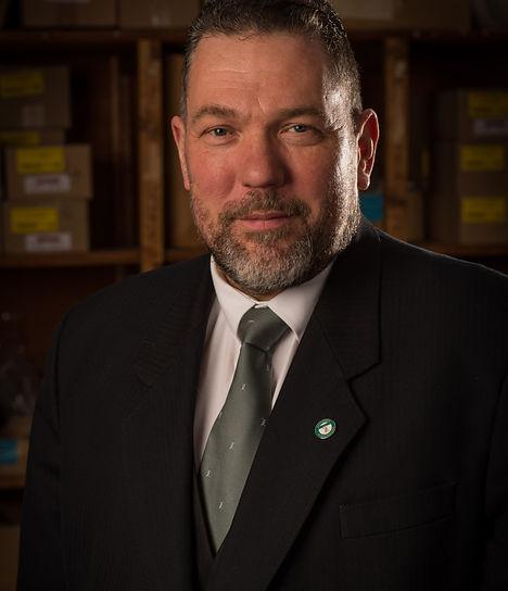 Tony McMorrow