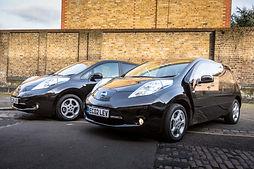 Eco hearse fleet