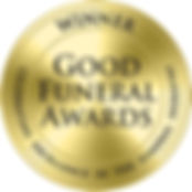 Winner Good Funeral Awards logo
