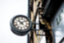 Levertons clock
